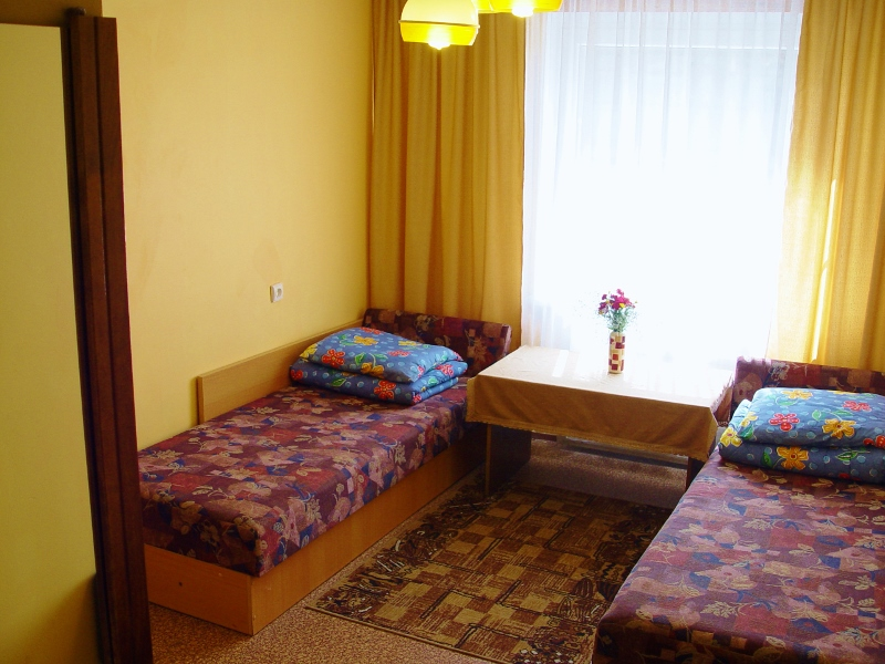 Lieknų g. 18 - Dvivietis kambarys