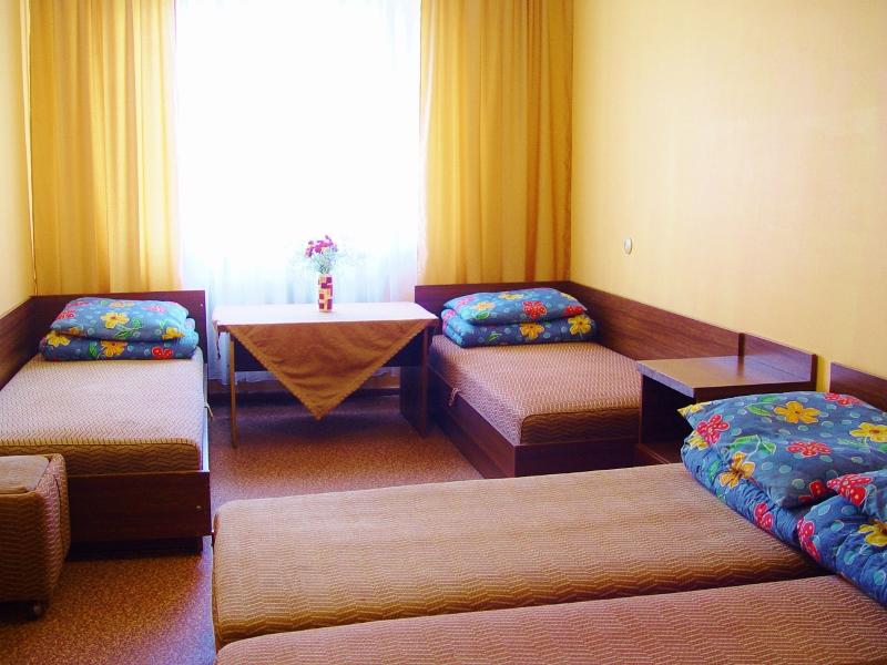 Lieknų g. 18 - Keturvietis kambarys